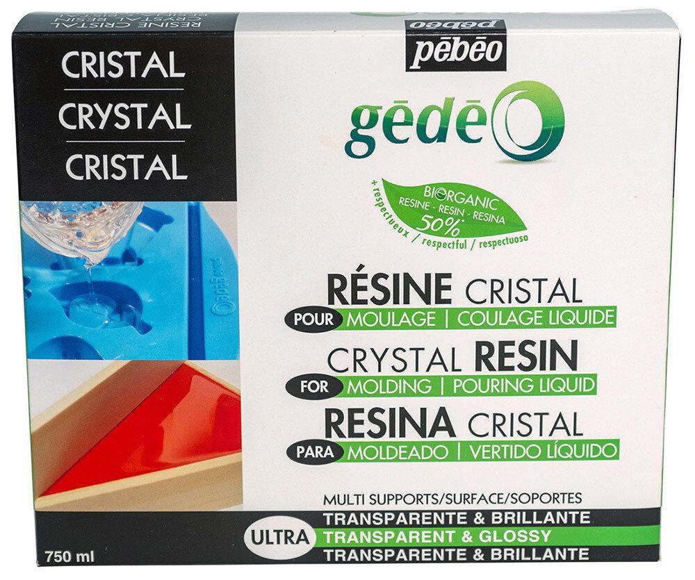 Эпоксидная био-смола biOrganic Gedeo 750 мл