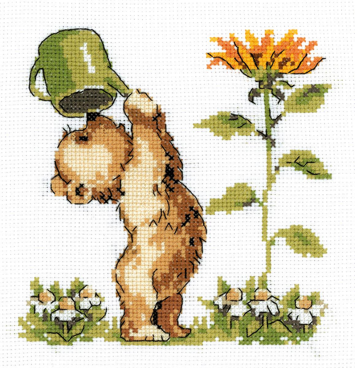 """Klart набор для вышивания, 4-048 """"Медвежонок"""""""