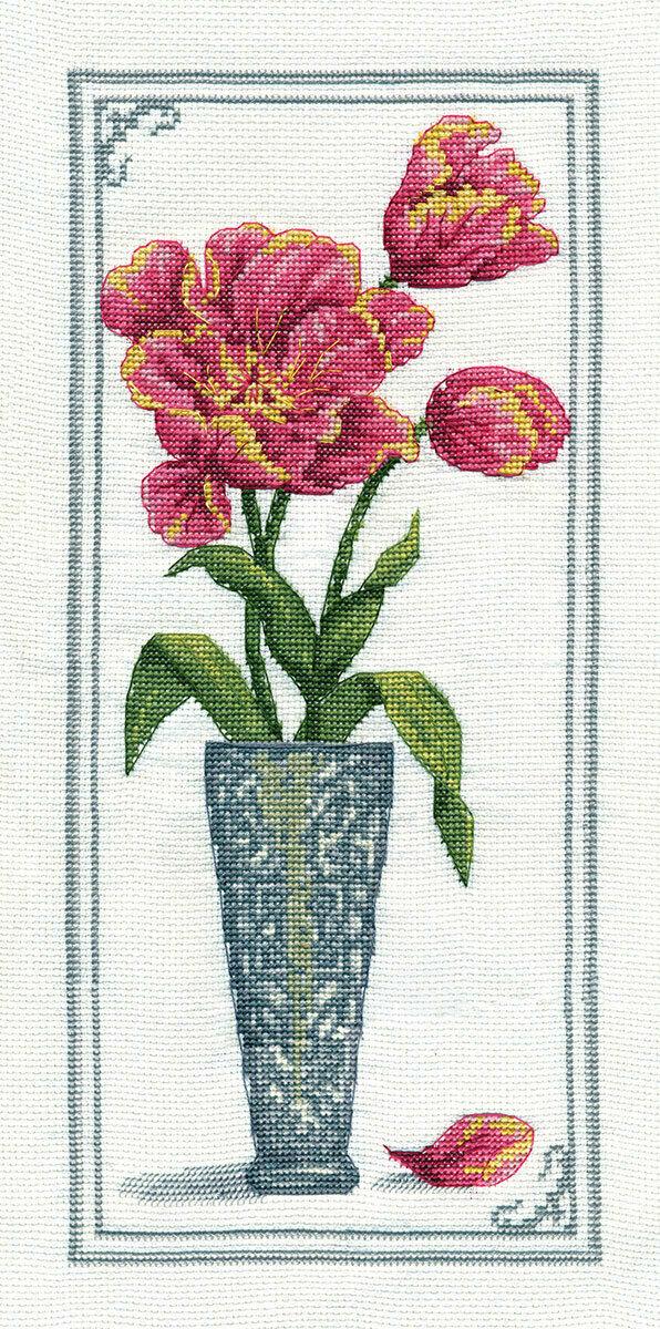 """Klart набор для вышивания, 8-075 """"Голландский тюльпан"""""""
