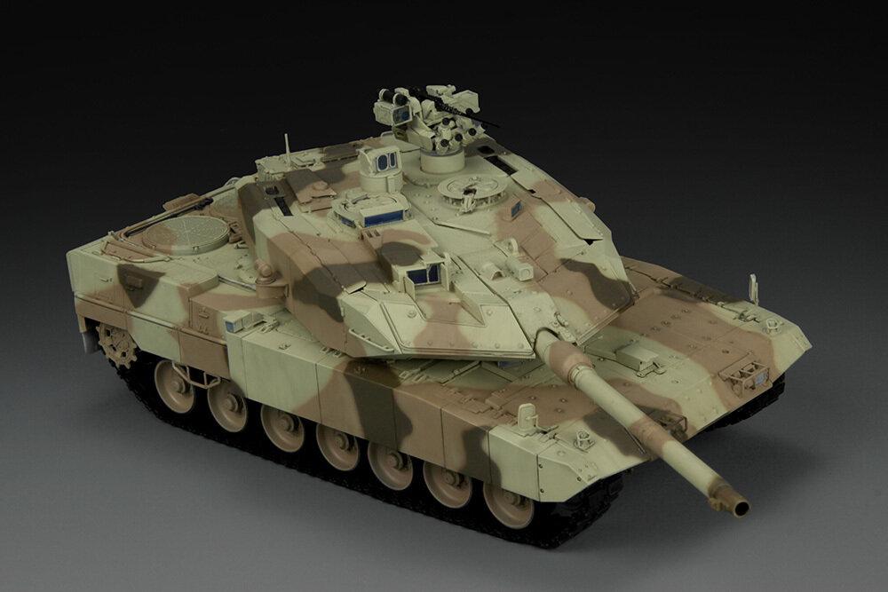 """MENG"" TS-042 ""танк"" пластик 1/35GERMAN MAIN BATTLE TANK LEOPARD 2A7+"