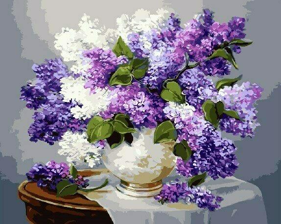 """Букеты цветов """"Роскошь и классика"""" 40х50см"""