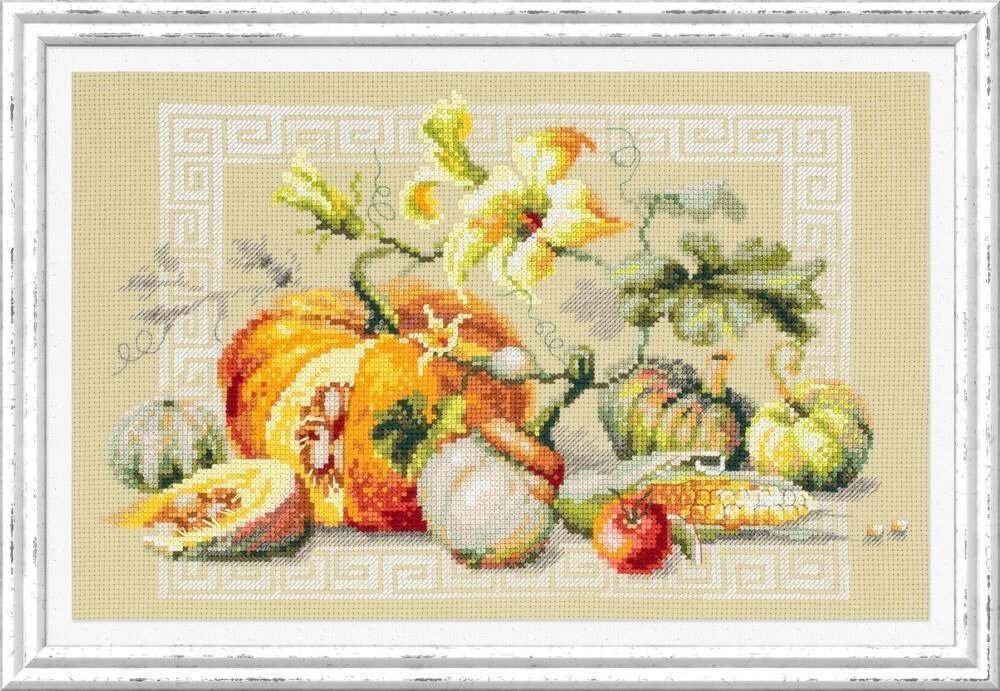 """Набор для вышивания 120-111 """"Праздник урожая"""", 30х20см"""