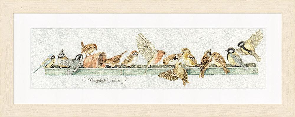 "Набор для вышивания ""LANARTE"" №088PN-0007963 ""Кормушка для птиц"""