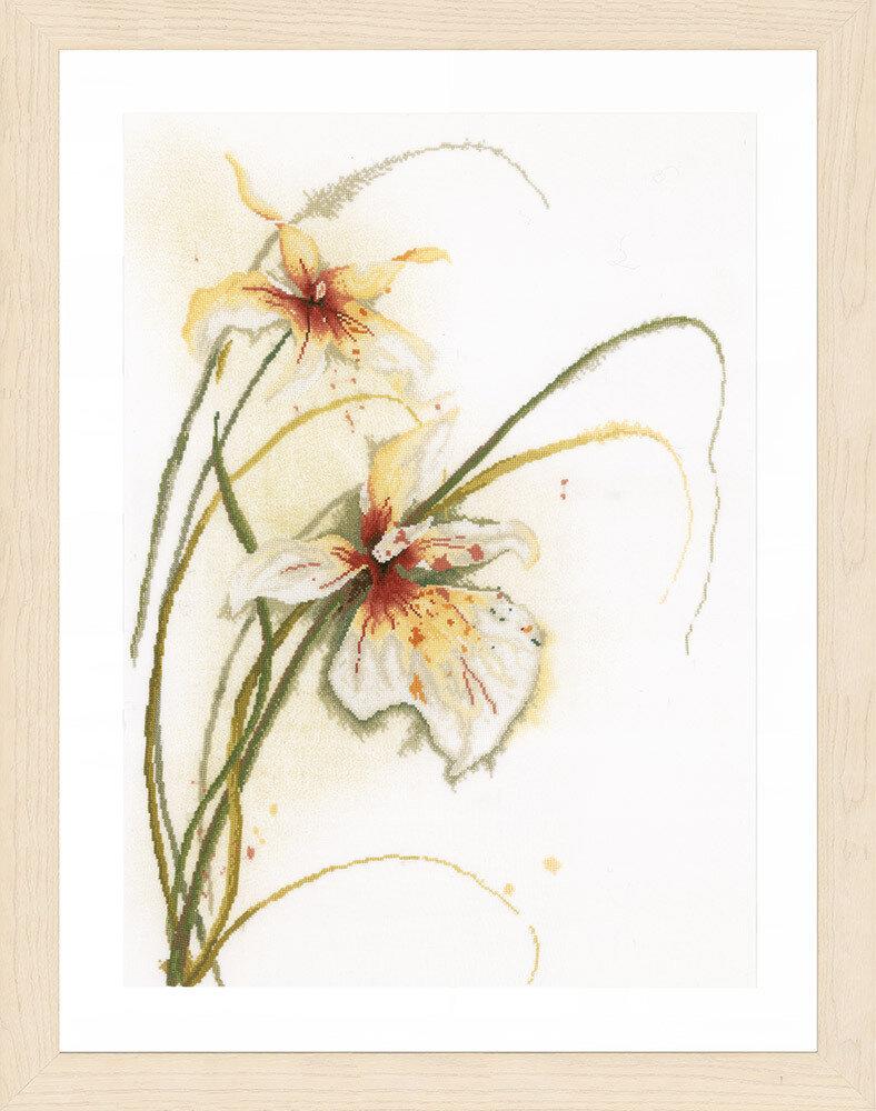 """Набор для вышивания """"LANARTE"""" №089PN-0008014 """"Орхидея"""""""