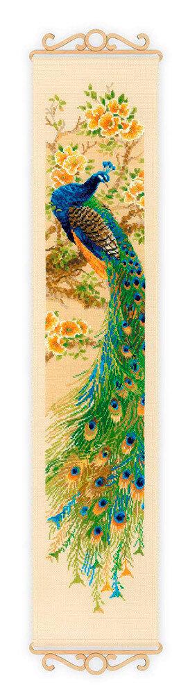 """Набор для вышивания """"RIOLIS"""" 1834 """"Восточный красавец"""", 19х90см"""