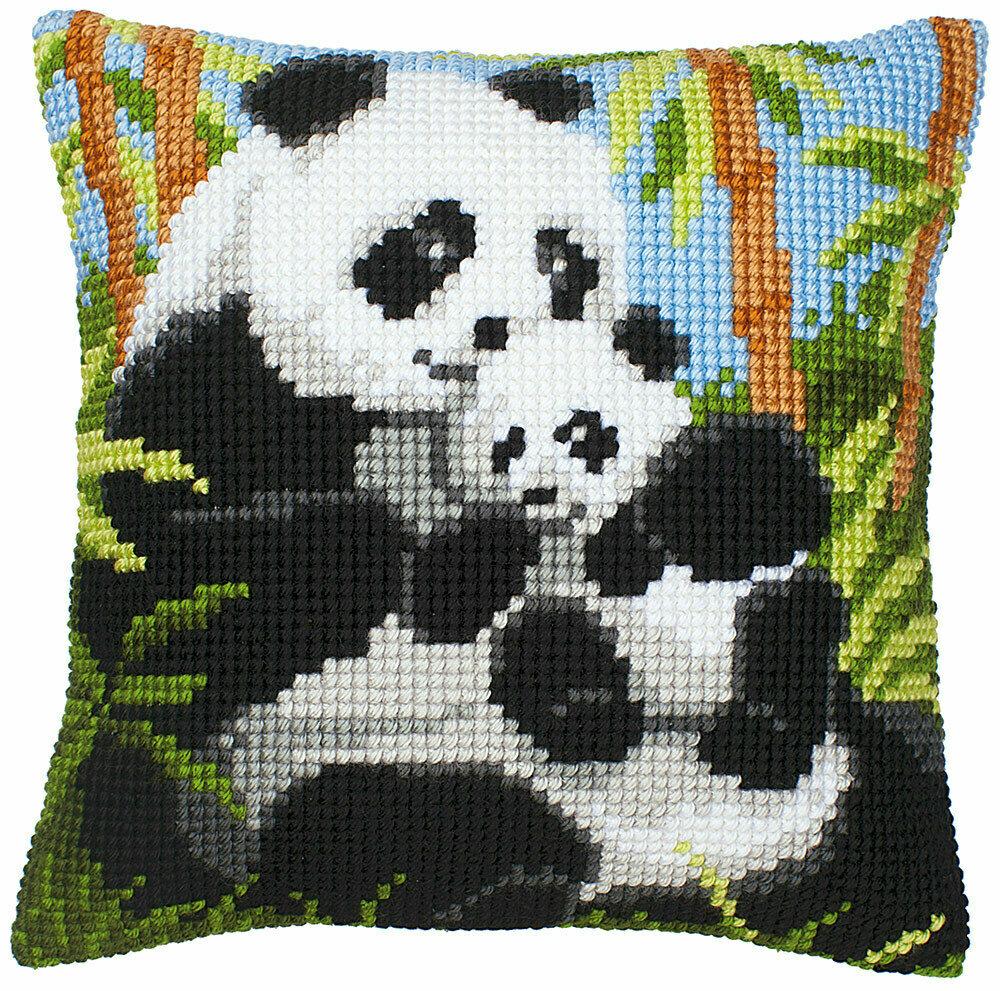 """Набор для вышивания """"VERVACO"""" PN-0008513""""Панда семья"""""""