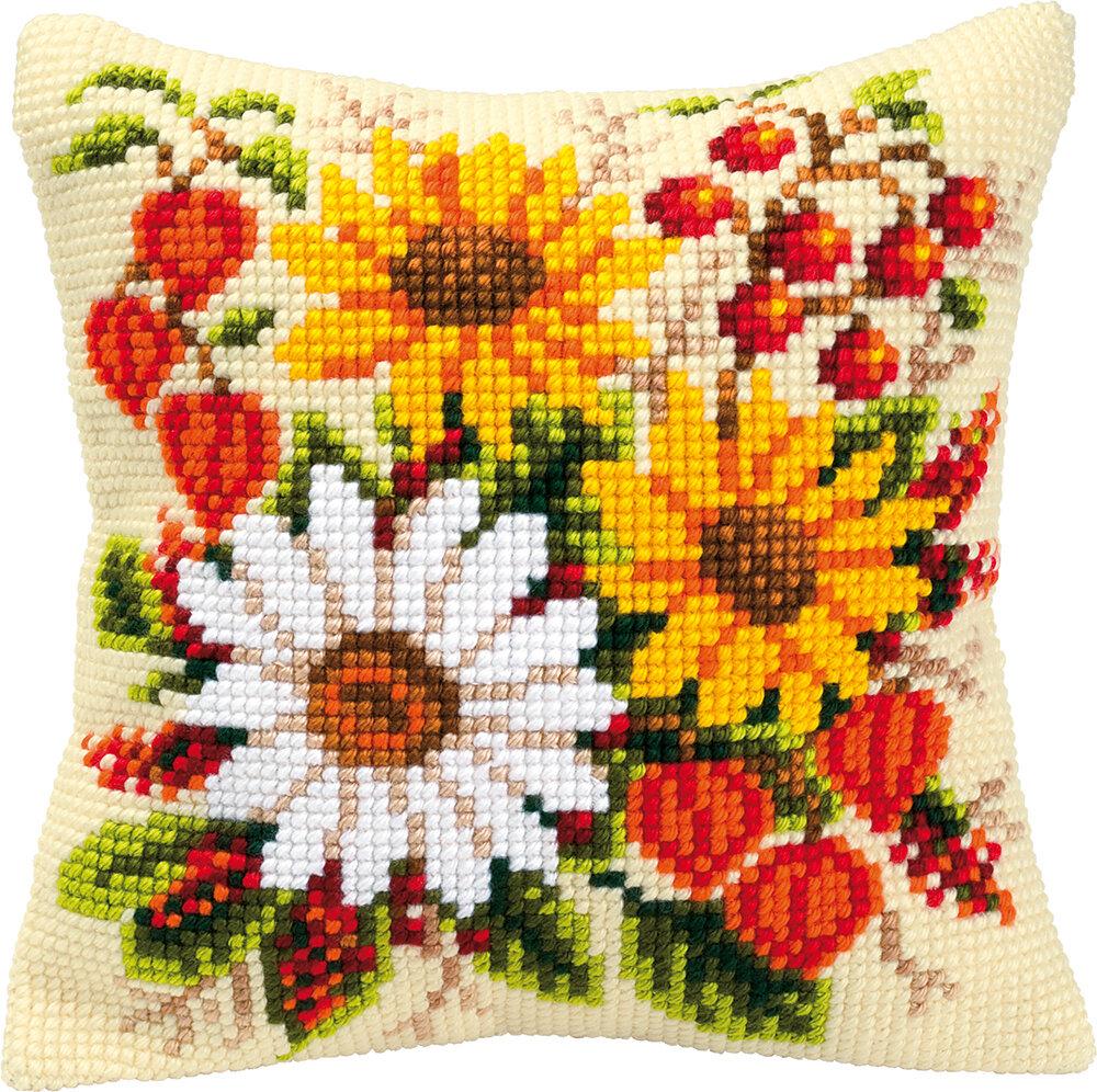 """Набор для вышивания """"VERVACO"""" PN-0008757""""Цветочный восторг"""""""