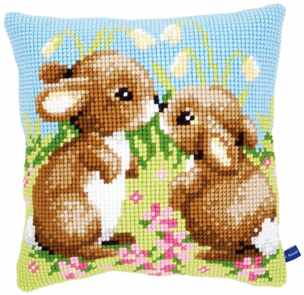 """Набор для вышивания """"VERVACO"""" PN-0021437""""Маленькие кролики"""""""