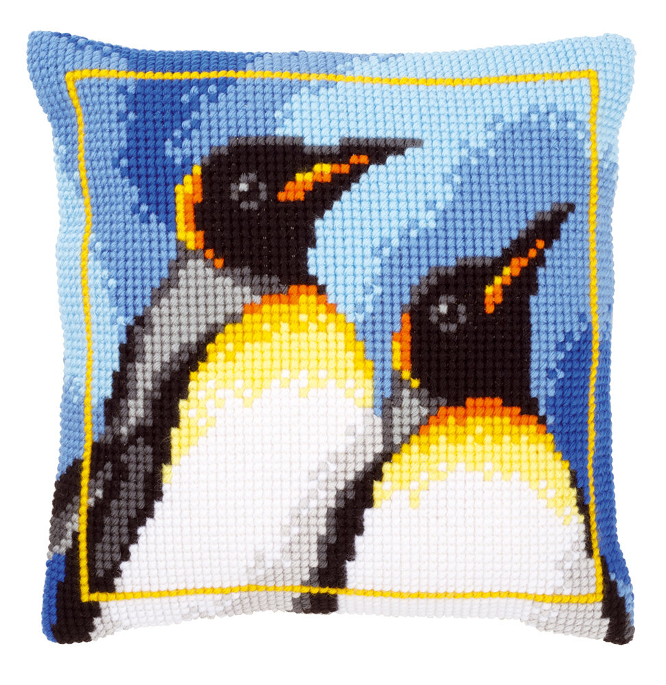 """Набор для вышивания """"VERVACO"""" PN-0147725""""Королевские пингвины"""""""