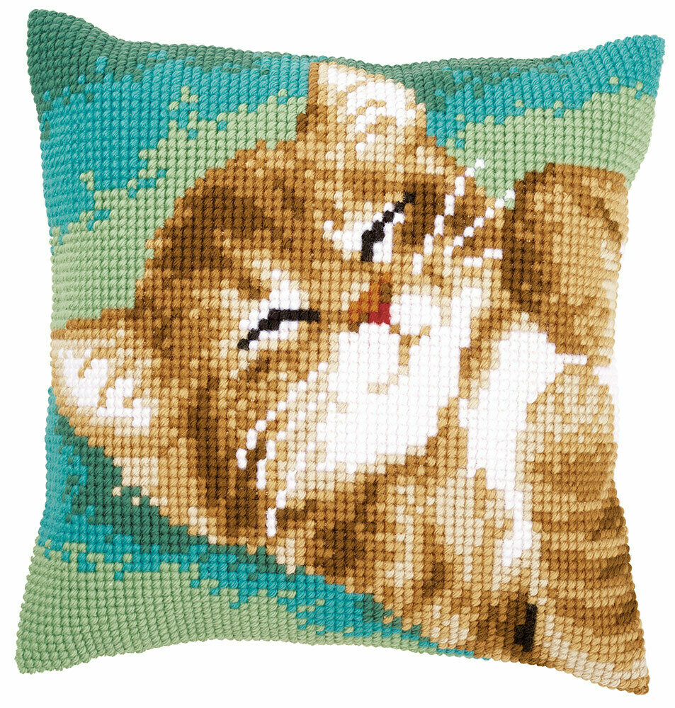 """Набор для вышивания """"VERVACO"""" PN-0157982""""Кошка"""""""