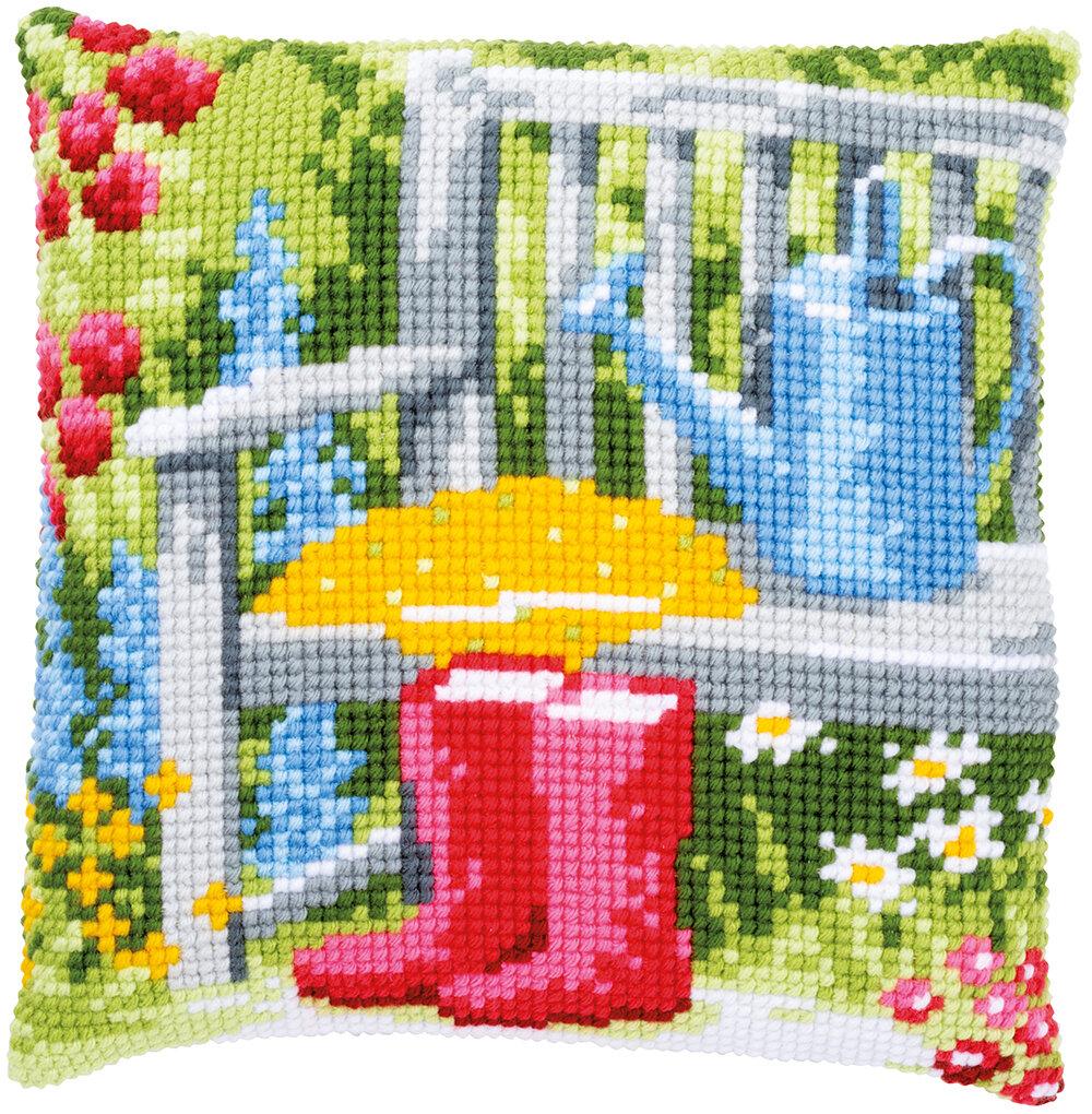 "Набор для вышивания ""VERVACO"" PN-0162218""Мой сад"""