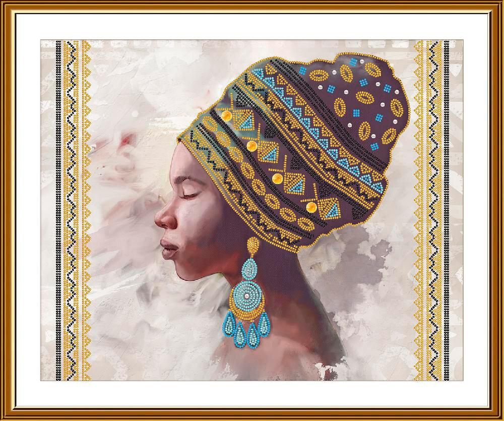 """Набор для вышивания """"Нова Слобода"""", 3241 """"Кения"""" 31х38см"""