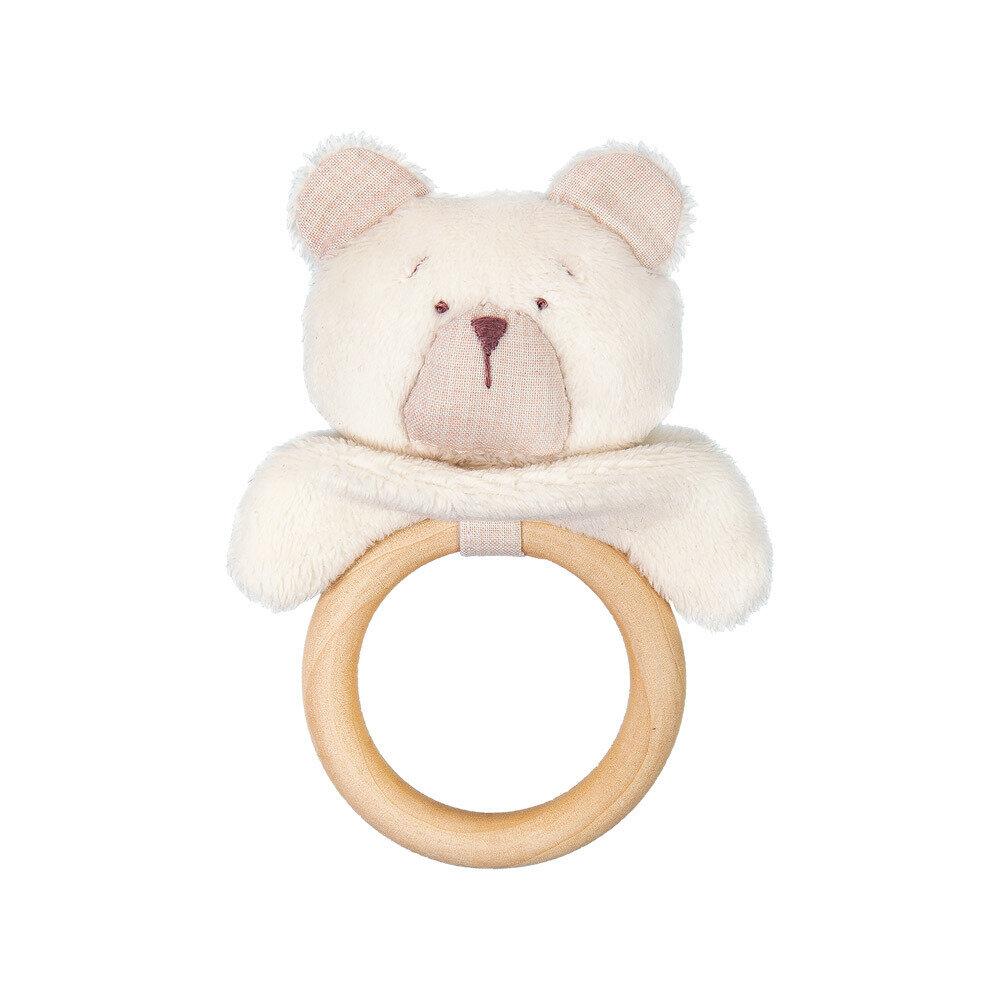 """Набор для изготовления игрушек """"Miadolla"""" BB-0282 Погремушка Мишка"""