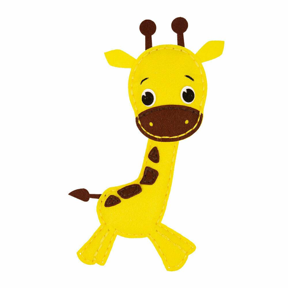 """Набор для изготовления игрушек """"Miadolla"""" KD-0264 Жирафик"""