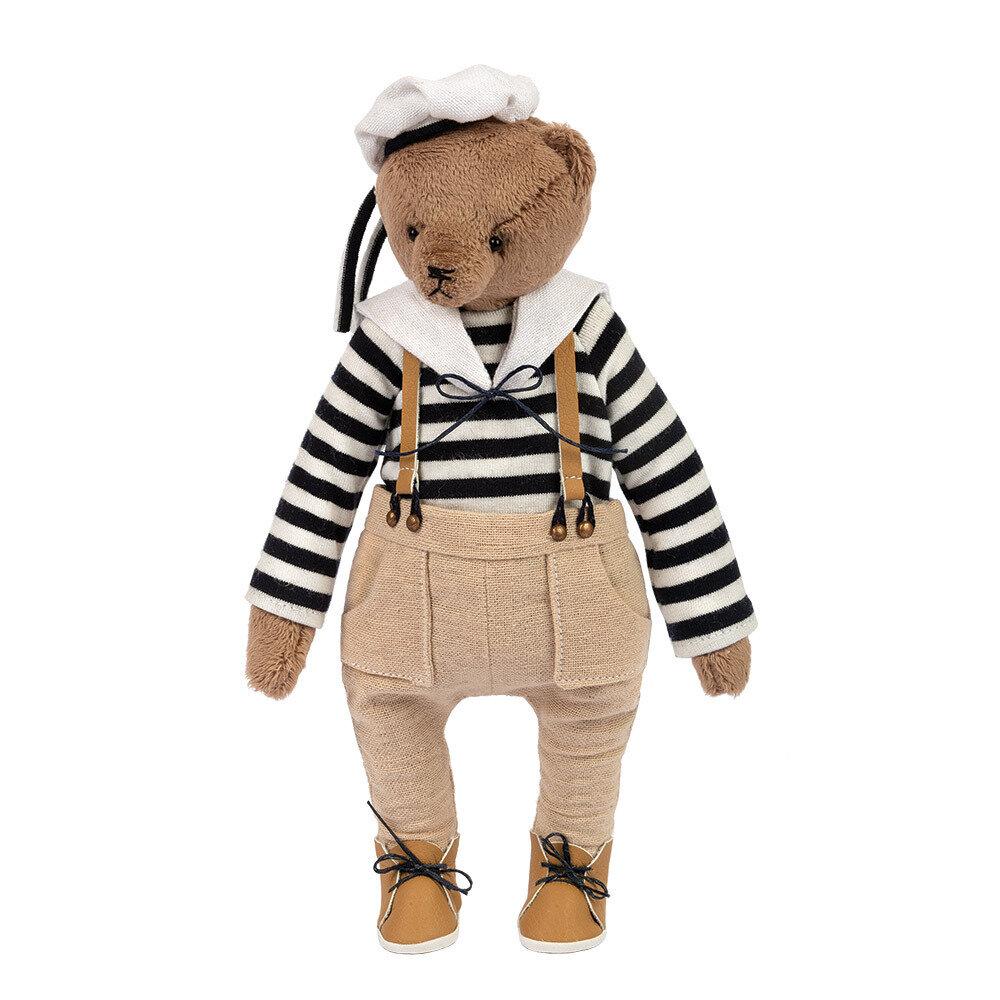 """Набор для изготовления игрушек """"Miadolla"""" TD-0274 Медведь Стивен, 23см"""