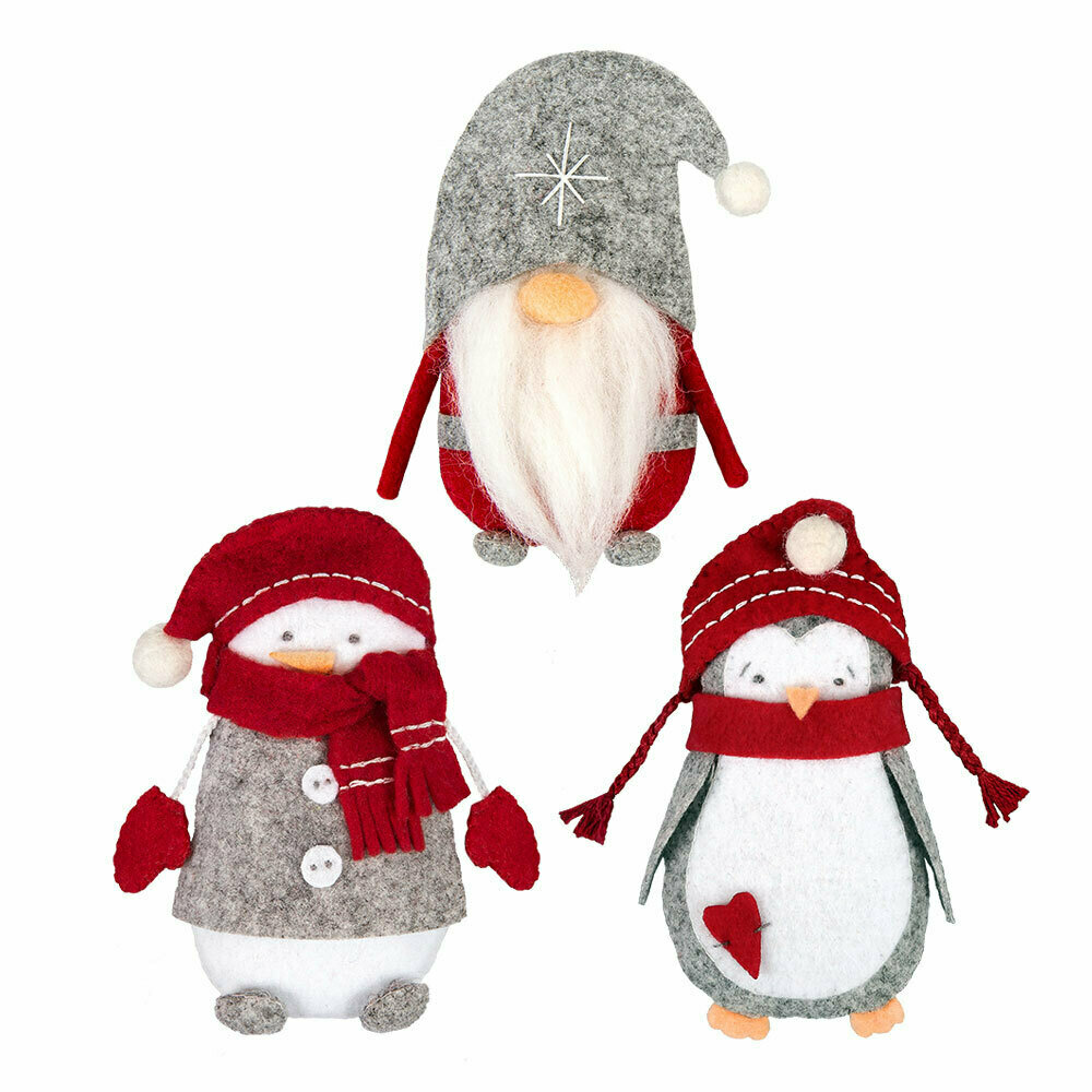 """Набор для изготовления игрушек """"Miadolla"""" TF-0272 Рождественские истории"""