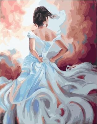 Картина по номерам GX 34007 Танец невесты 40х50 см