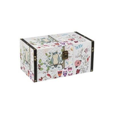 "BBK-01 шкатулка-книга 17 x 11 x 5 см, №088 ""Ботаника"""