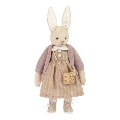 """Набор для изготовления игрушек """"Miadolla"""" TD-0275 Зайка Шарлотта, 23см"""