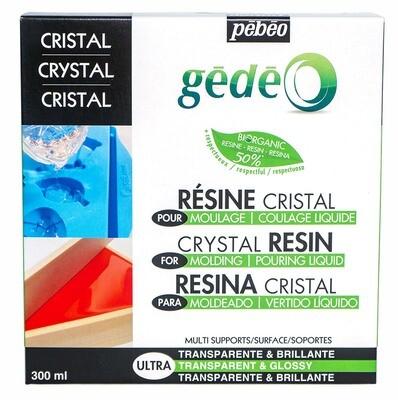 Эпоксидная био-смола biOrganic Gedeo 300 мл
