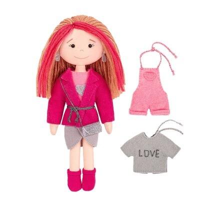 """Набор для изготовления игрушек """"Miadolla"""" D-0222 Лея"""
