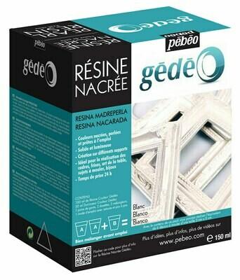 Эпоксидная перламутровая смола Gedeo 150 мл