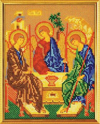 """Набор для вышивания """"Радуга бисера"""" №05 В-167 """"Святая Троица"""" 19 х 24 см"""