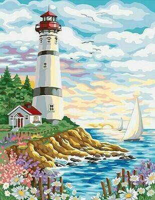 Картина по номерам Paintboy G176