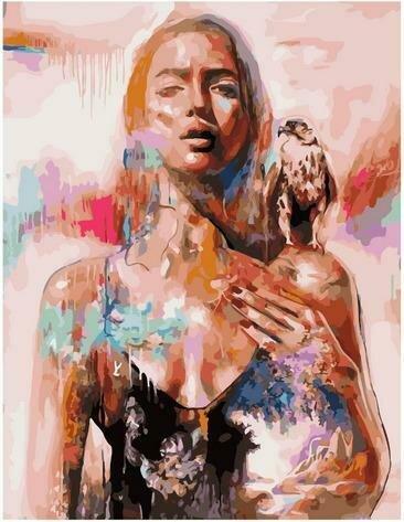 Картина по номерам Paintboy PK 85013 Земля обетованная 40х50 см