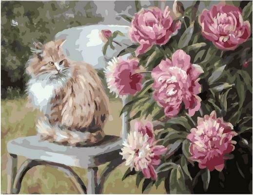Картина по номерам PK 79027 Лето (Воробьёва Ольга) 40х50см
