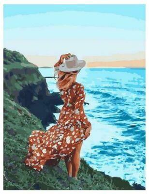 Картина по номерам Paintboy GX 37802 На склоне горы 40x50см