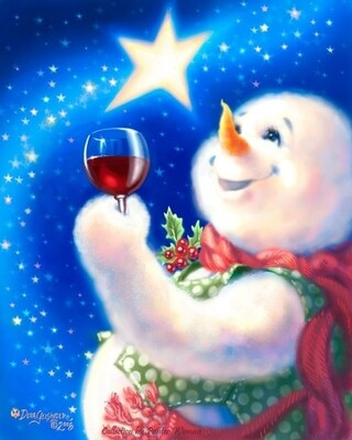 Картина по номерам, 40х50см RADUGA Рождественская звезда, RDG-1964