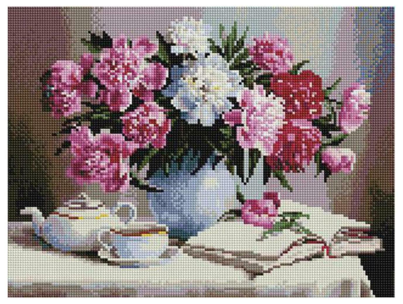 Алмазная мозаика Paintboy ACPK 79013 Вечерний (Воробьёва Ольга) 30*40