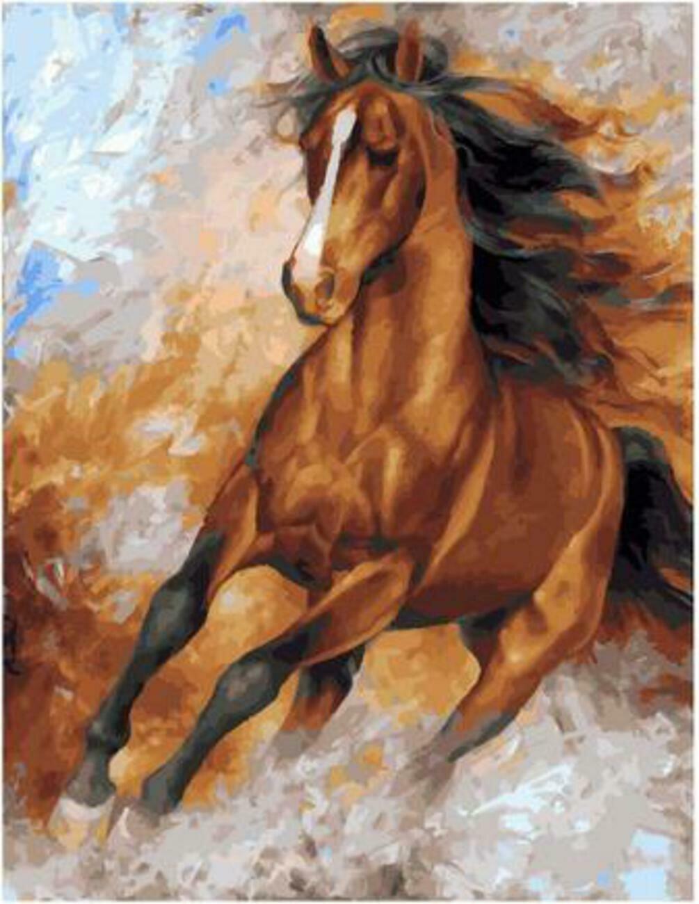 Картина по номерам Paintboy Original PK 90022 Вихрь (Брагинский Артур) 40x50см