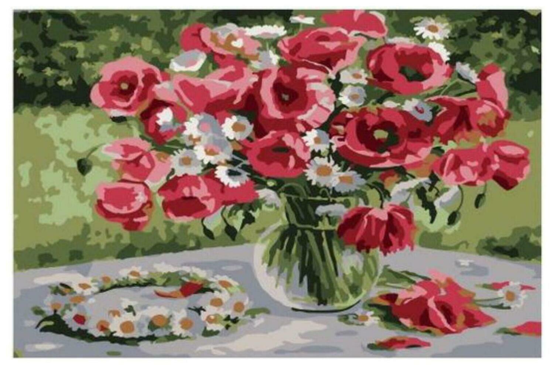 Картина по номерам Paintboy Original PKD 79022 Летние прогулки (Воробьёва Ольга) 20*30