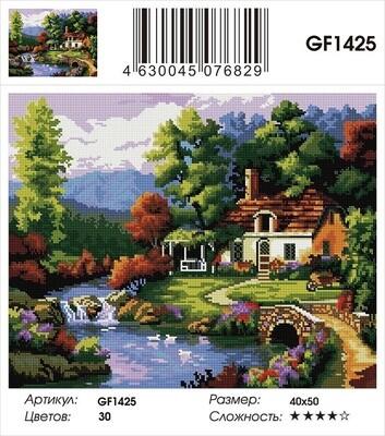 Алмазная мозаика 40x50 - GF1425