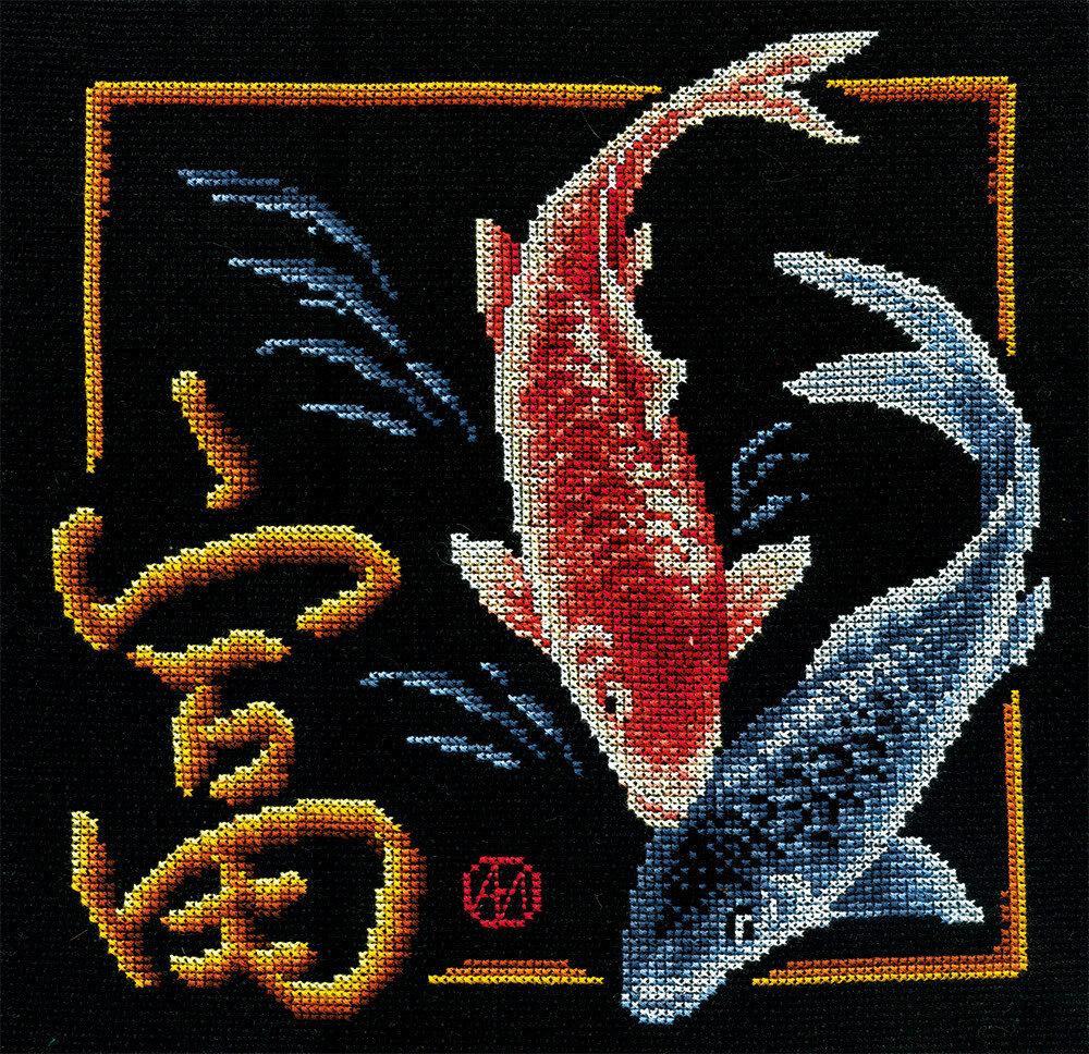 """Набор для вышивания """"PANNA"""" I-0156 """"Богатство"""" 24x25,5 см"""