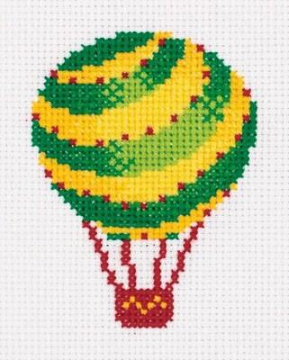 """""""Klart"""" набор для детского творчества 12-019 """"Воздушный шар"""" 9.5x11.5 см"""