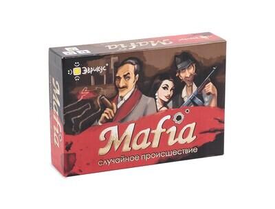 """Настольная игра Эврикус """"Mafia. Случайное происшествие"""" BG-11001"""