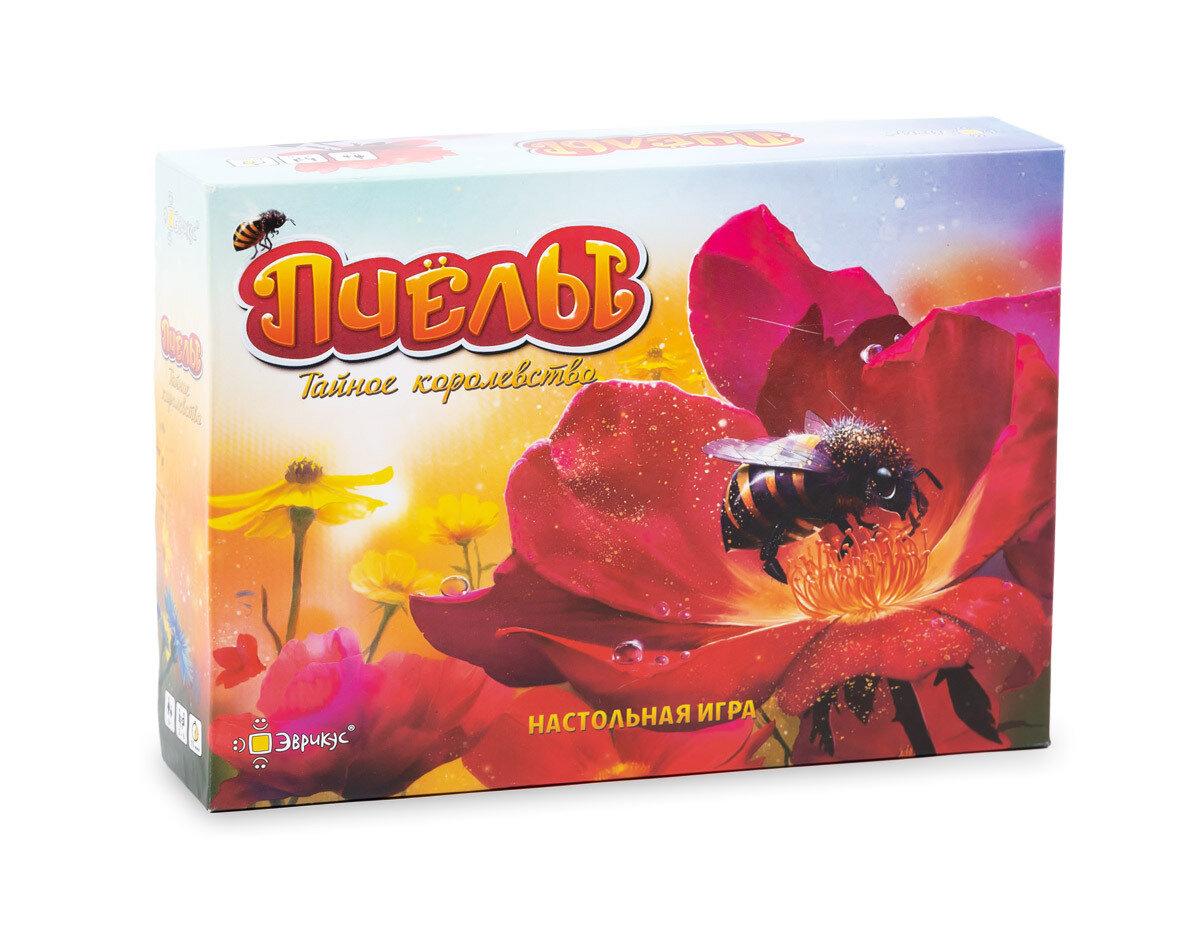 """Настольная игра Эврикус """"Пчелы. Тайное королевство"""" BG-17040"""