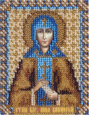 """Набор для вышивания """"PANNA"""" CM-1209 """"Икона св. Анны Кашинской"""" 8,5x10,5 см"""