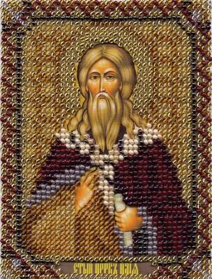 """Набор для вышивания """"PANNA"""" CM-1279 """"Икона Святого Пророка Ильи"""" 8,5x10,5 см"""