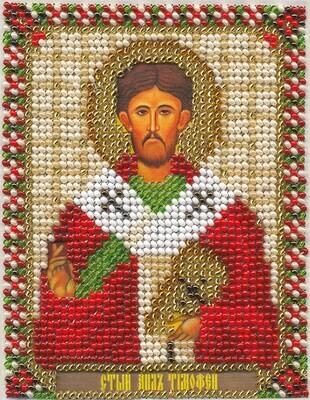 """Набор для вышивания """"PANNA"""" CM-1410 """"Икона Святого Апостола Тимофея"""" 8,5x10,5 см"""