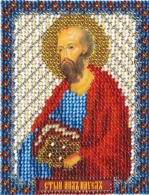 """Набор для вышивания """"PANNA"""" CM-1396 """"Икона Святого Первоверховного Апостола Павла"""" 8,7x11 см"""