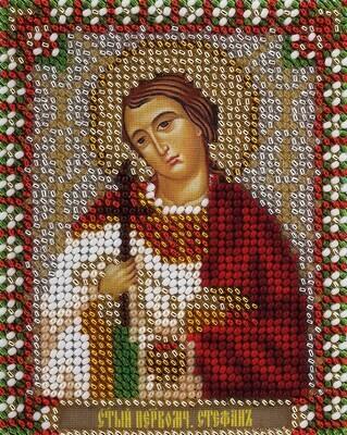 """Набор для вышивания """"PANNA"""" CM-1491 """"Икона Святого первомученика Стефана"""" 8,5x10,5 см"""