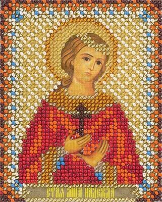 """Набор для вышивания """"PANNA"""" CM-1493 """"Икона Святой мученицы Надежды Римской"""" 8,5x10,5 см"""