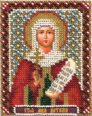 """Набор для вышивания """"PANNA"""" CM-1297 """"Икона святой мученицы Наталии"""" 8,5x10,5 см"""