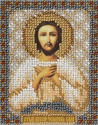 """Набор для вышивания """"PANNA"""" CM-1261 """"Икона Св. Алексия, человека Божьего"""" 8,5x10,5 см"""