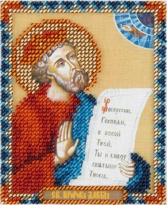 """Набор для вышивания """"PANNA"""" CM-1881 """"Икона Святого Пророка Царя Давида"""" 8,5x11 см"""