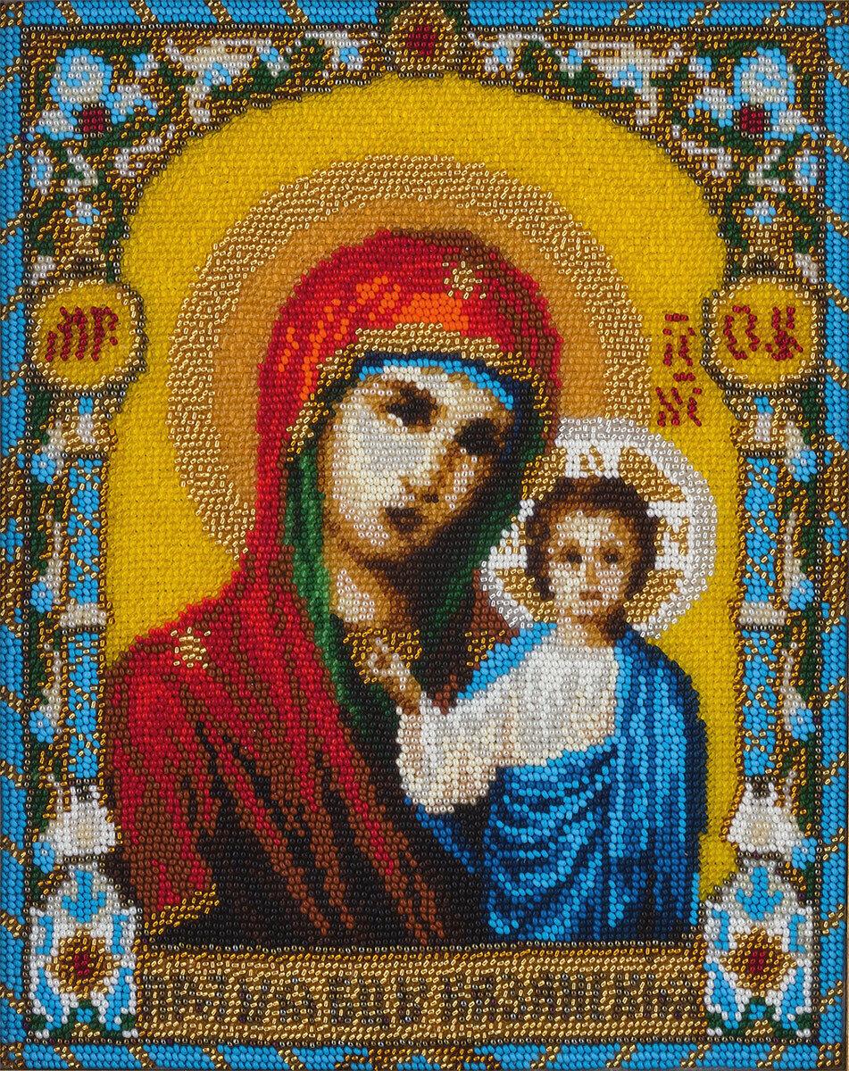 """Набор для вышивания """"PANNA"""" CM-1136 ( ЦМ-1136 ) """"Икона Казанской Божией Матери"""""""